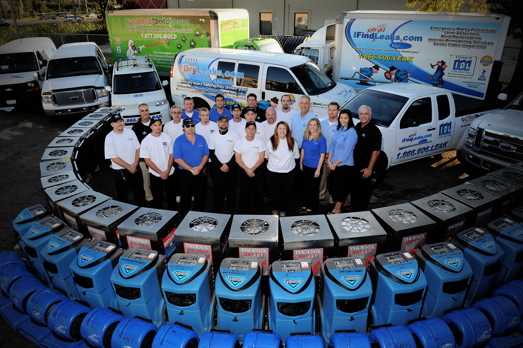 Tampa Leak Detection Team
