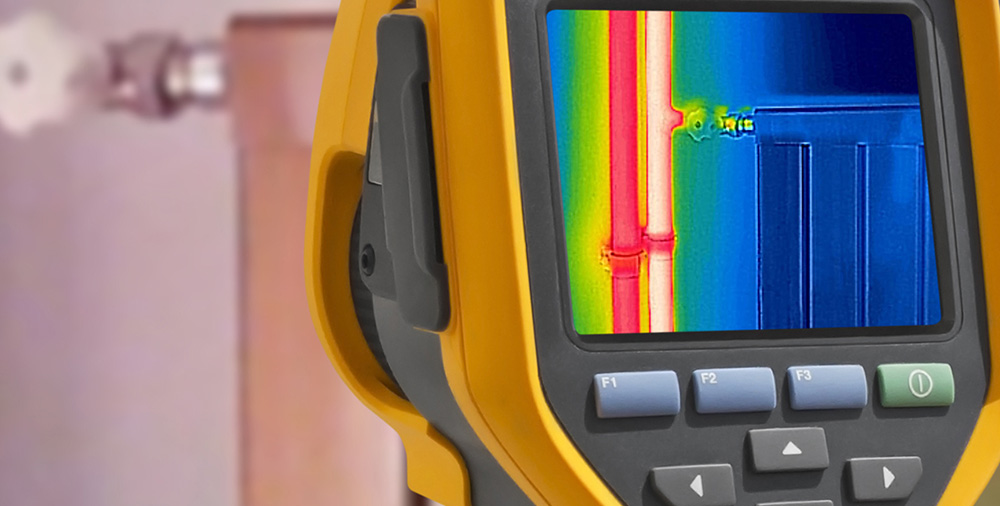 Thermal Electronic Leak Detection